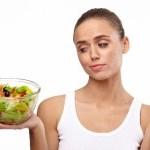 食べものと女性