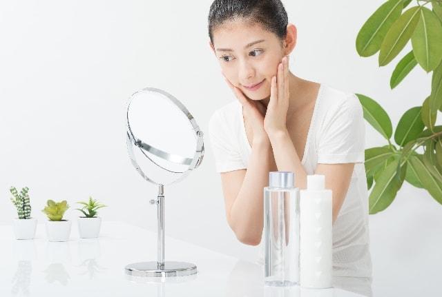 重症ニキビと化粧品