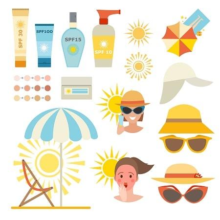 トレチノイン治療と紫外線の影響
