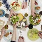 簡単な皮脂を減らす食事法:食べる順番とGI値