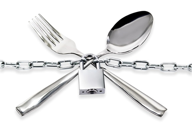 食べ過ぎの禁止