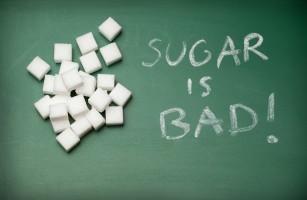 糖反射とニキビ