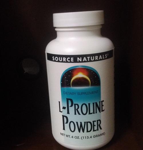 脂性肌を改善したプロリンのサプリ